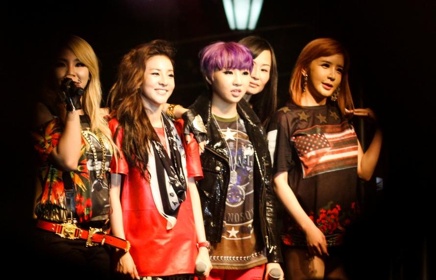 2NE1: Un groupe à surveiller