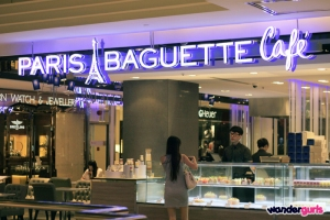 Photo courtesy of Paris Baguette