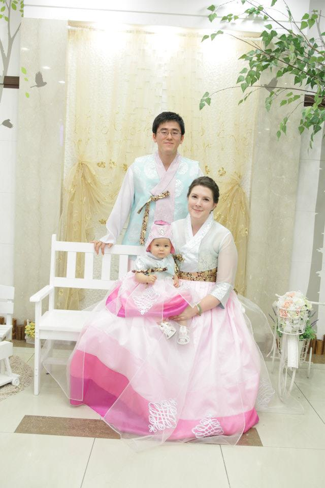 The Lee Family