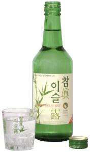 Le Soju de marque Jinro