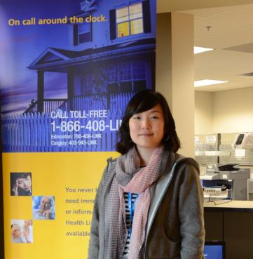 Success story] (5) Song Yoonjung : Alberta Health Services