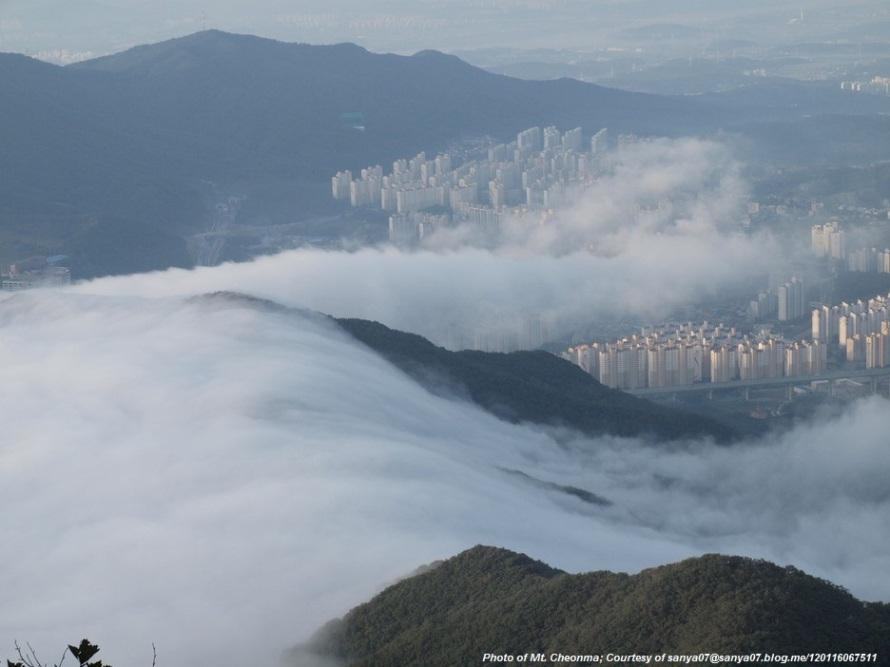 Mt. Cheonma 1