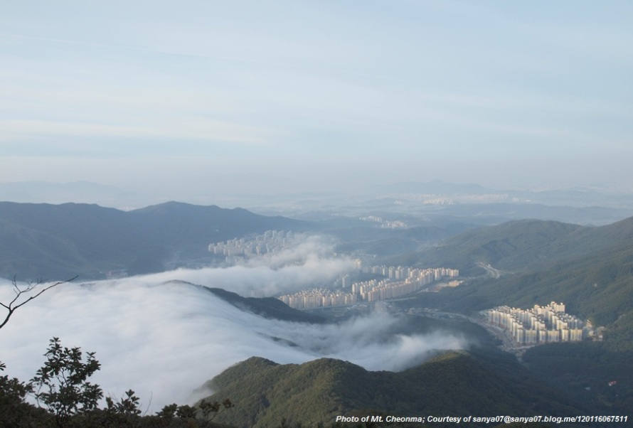 Mt. Cheonma 2