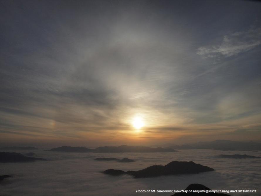 Mt. Cheonma 3