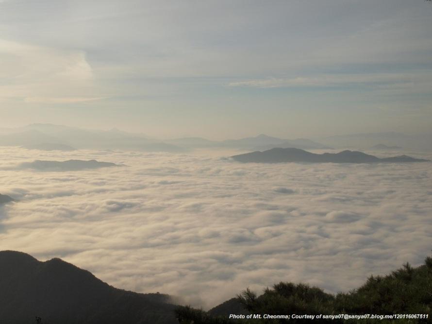 Mt. Cheonma 4