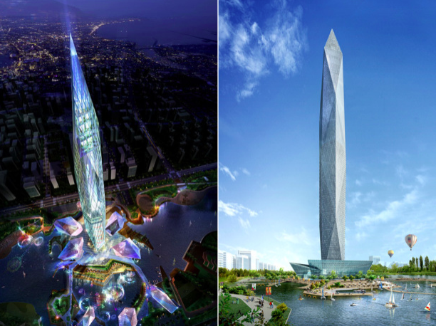 GDS Architects est la firme à l'origine de ce projet
