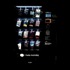 Sock vending machine Photo courtesy Rona Butler 2013