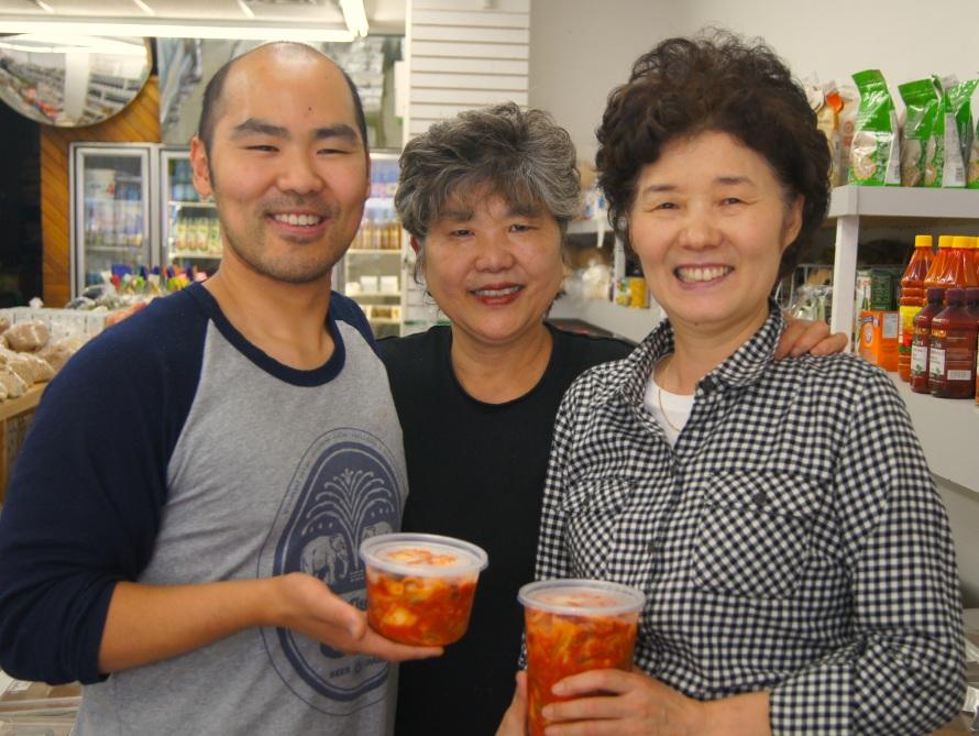 kimchee master
