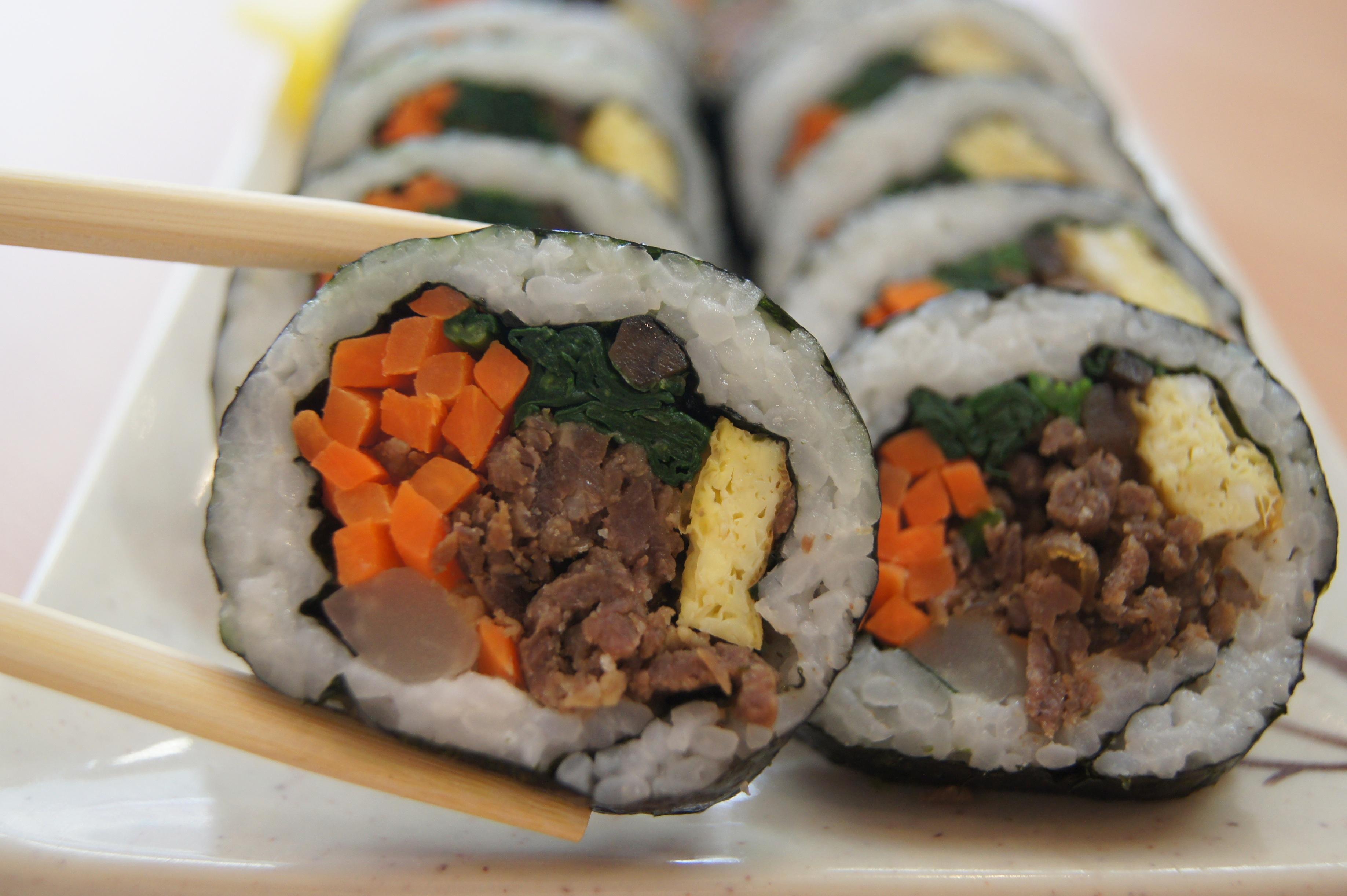sushi vs