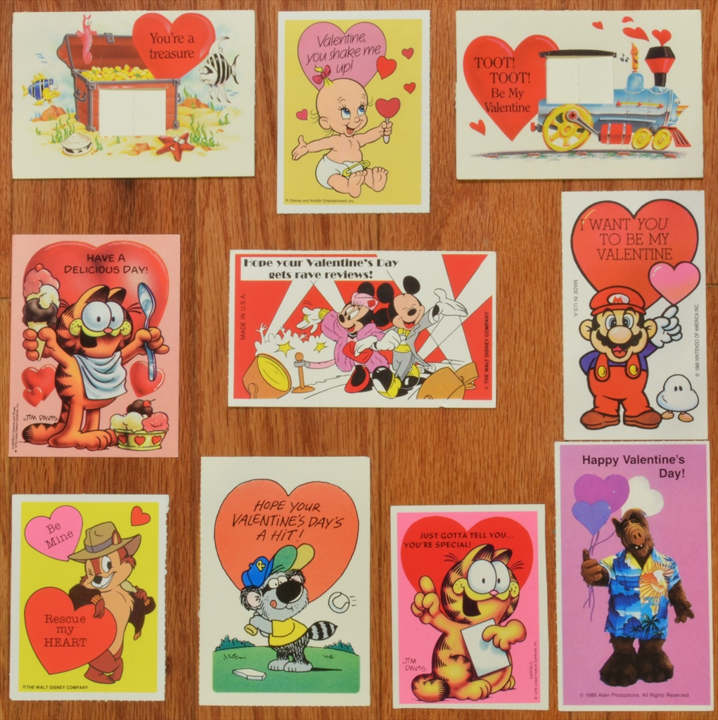 Valentines Day in Canada and Korea KoreaCanada Blog – Valentines Cards Canada