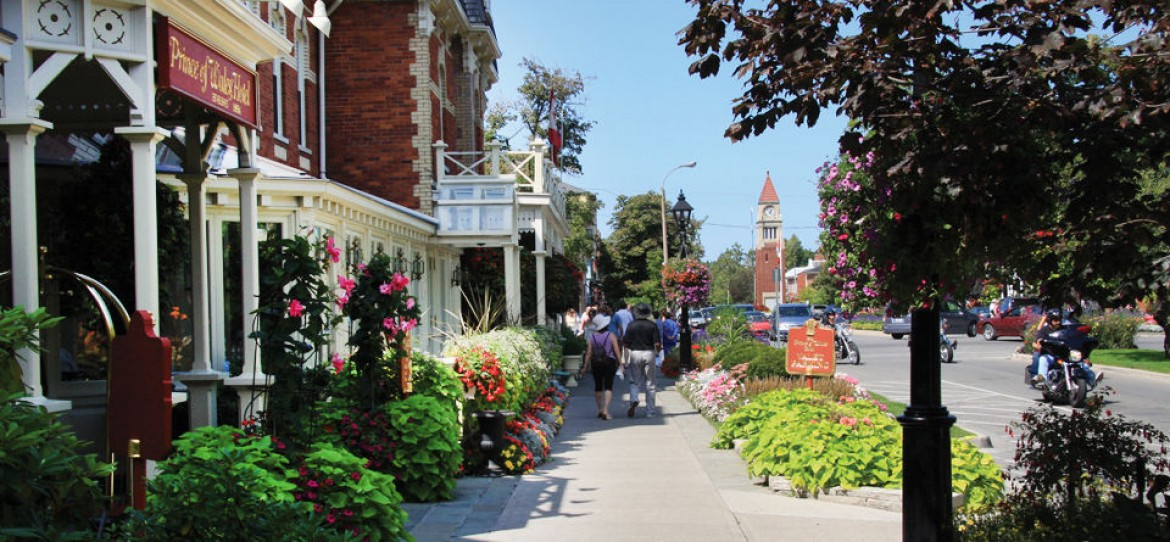 Niagara On The Lake (ON) Canada  City new picture : Niagara on the Lake, ONTARIO