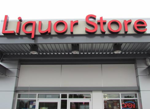 Liquor Store Canada