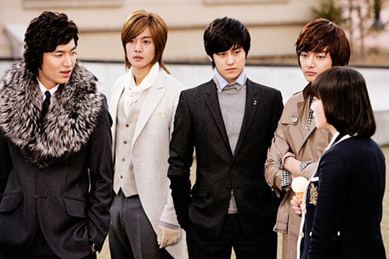 boys over flowers