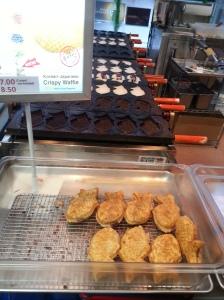 Kevin's Taiyaki. 675 Bloor Street W