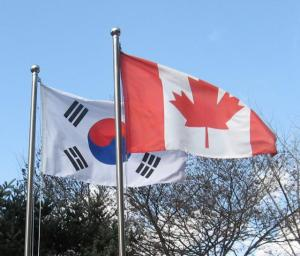 Korea and Canada