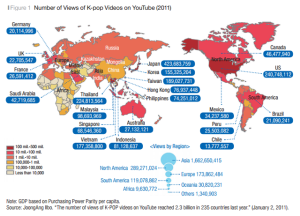 This chart is a bit outdated and I'm sure the numbers have only increased.