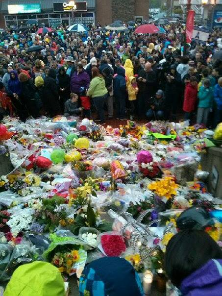 Codiac Rcmp Search For 2 Missing 14 Year Old Girls: Moncton Mourns The Fallen Heroes