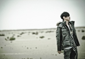 Tablo as he appeared in his solo track with Taeyang,