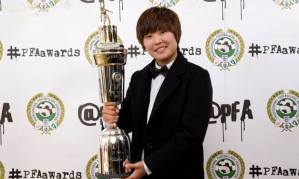 PFA Female Player of the Year: Ji Soyeon (Chelsea)