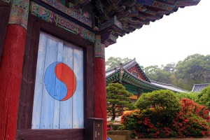 Korean temple