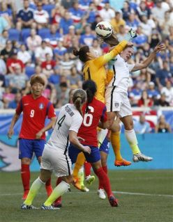 Korea Republic vs USA