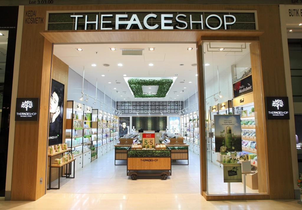 Best of the face shop