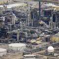 Oil Refinery in the Alberta Tar Sands