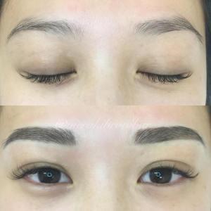 Korean Beauty Trend: 3D Eyebrow Tattoo \u2013 KoreaCanada Blog