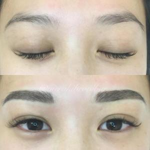 Korean Beauty Trend 3d Eyebrow Tattoo Korea Canada Blog